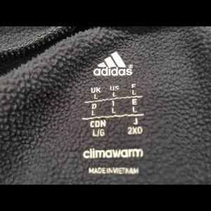 adidas Shirts - Adidas ClimaWarm Unique Kansas Jayhawks Hoodie